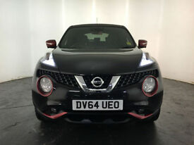 2014 64 NISSAN JUKE TEKNA DCI DIESEL 1 OWNER SERVICE HISTORY FINANCE PX WELCOME