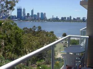 South Perth - fully furnished 2x1 apartment South Perth South Perth Area Preview