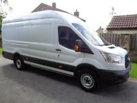 2015 (15 reg) Ford Transit Jumbo 125PS RWD 350 XLWB and High