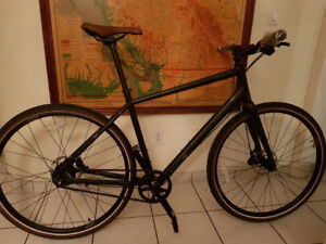 Norco indie belt drive 11 speed alfline internal gear hub large