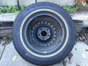 4 Ford Escape Winter Tires with Rims For Sale