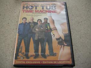 dvd Hot tub time machine