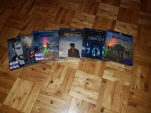 Falling Skies BLURAY complete series serie complete
