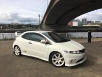 2010 Honda Civic 2.0 i-VTEC Type R Championship White 3dr