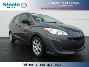2014 Mazda MAZDA5 GS Manual Own for $98 bi-weekly with $0 down