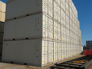 SEA CONTAINERS 20' NEW (ONE TRIP)