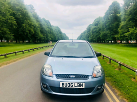 FORD FIESTA 2006 5DR 80K MILES 12 MONTH MOT IDEAL FIRST CAR HPI CLEAR