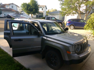 JUST REDUCED:  Mint condition, accident free, Jeep Patriot