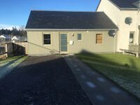 2 bedroom semi detached bungalow in kitarlity available now!!