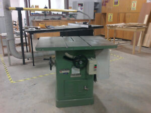 """GENERAL 10"""" Tilting Arbor Table Saw"""