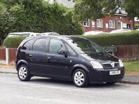Vauxhall/Opel Meriva 1.4i 16v ( a/c ) 2005.5MY Breeze