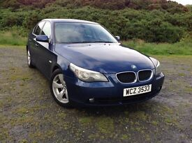 BMW e60 525i 2004 190BHP