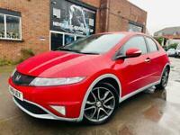 2011 Honda Civic 1.8 i-VTEC Si-T 5dr Hatchback Petrol Manual