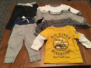 EUC- Boys 6 month clothing