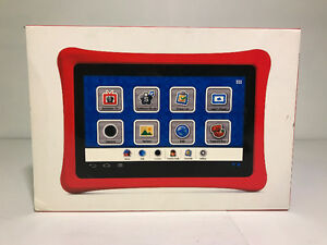 "FUHU NABI2-NV7A KIDS 7"" TABLET 8GB ANDROID (RED) - MNX"