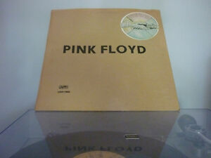 RARE PINK FLOYD -WISH YOU WERE HERE LP