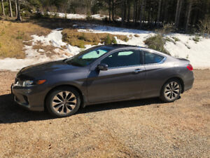 2013 Honda Accord EX-L 4 cyl. low KM
