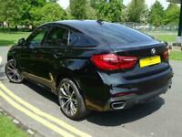 2017 BMW X6 xDrive30d M Sport 5dr Step Auto COUPE Diesel Automatic