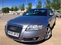 2005 AUDI A6 TDI ++ ALLOYS ++ REMOTE LOCKING ++ LOVELY CONDITION ++ DECEMBER MOT.