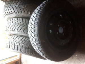 Pneux dhiver hankook i*pike co01 13 pouces