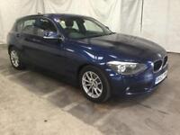 63 PLATE BMW 116D EfficientDynamics FREE ROAC TAX NO DEPOSIT FINANCE