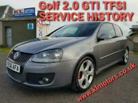 Volkswagen Golf 2.0 GTI TFSI - SERVICE HISTORY