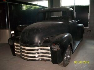 1950 CHEV PICK UP TRUCK