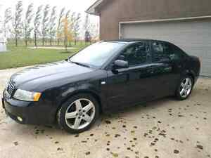 AWESOME CAR 2004 Audi A4 1.8T