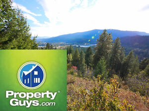 Views!! 3 lots combined to make 17.2 acres Castlegar 198220