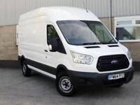 2014 Ford Transit 350 L3 H3 2.2 Tdci RWD 125PS Diesel white Manual