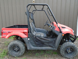 2014 KYMCO UXV 700i - SALE 1 WEEK ONLY! - $5595