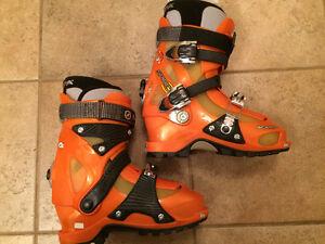 Scarpa Spirit 3 A/T ski boot
