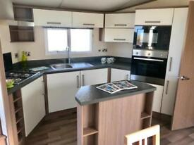 EXCELLENT STATIC CARAVAN @ LYONS ROBIN HOOD / NORTH WALES / BEACH ACCESS