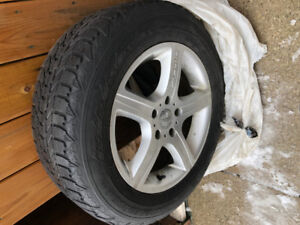 Michelin Winter Force Tubeless Radial with RIMS- 225/60R16