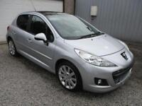 2011 Peugeot 207 1.6 HDi 92 Allure 5dr 5 door Hatchback