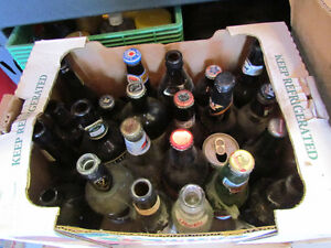 Beer and Pop Bottle/Can Collection- Vintage-GOTTA GO! Peterborough Peterborough Area image 7