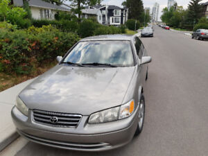 [Active] 2001 Toyota Camry LE - Affordable, Safe, and Reliable