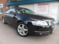 Audi A6 Saloon 2.0TDI SE Diesel Manual Black 2007 (57)