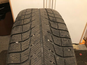 225-55R-17 4 winter Tires Michelin for Sale