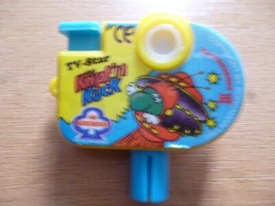Käpt`n Kuck Kamera TV-Star Sammelspass III v. Borgmann 1995/96