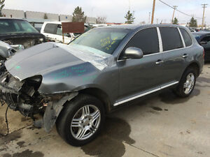 2004 PORCHE CAYENNE PARTS ONLY PARTS ONLY