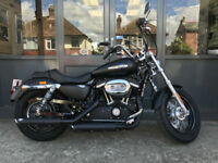Harley-Davidson Sportster XL 1200 CB CUSTOM LTD 17 / Delivery / Finance