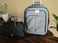 Urgent SALE:Luggages, Silver Rings, Carpet ZEN stool,Seiko Watch