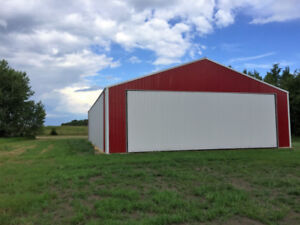 Airplane Hanger for sale in Ponoka
