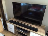 Sony 43inch Smart 3D TV & Sony Soundbar For Sale