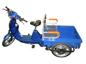 Mobility Electric Tricycles Range  70 Km + Lay Aways Storage Cornwall Ontario image 1