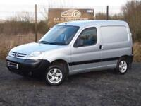 Peugeot Partner 1.9D Special Edn 600 Silver - 2004 - 128,000miles