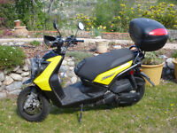 2009 Yamaha scooter - for sale