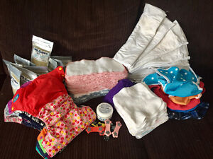 Cloth Diapering and Accessories