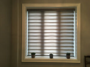 Levolor Banded Window Covering